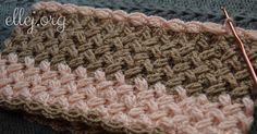 В этом мастер-классе я покажу как вязать такой узор на примере вязания шарфа-снуда и два варианта обвязки края ♦ Подробные авторские фото мастер-классы, схемы вязания, видеоуроки и описания.