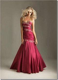 Brilhe com lindos modelos de vestidos de festa!