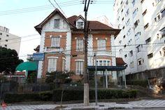 Mansion in Bela Vista (Sao Paulo/Brazil)
