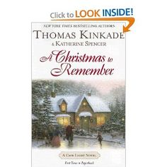 Seventh book in the Cape Light Series by Thomas Kinkade