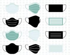 30 MOUTHS FACE MASK svg patterns face mask pattern bundle | Etsy Funny Mouth, Animal Face Mask, Funny Face Mask, Mouths, Coreldraw, Cricut Design, Quilling, Medical, Clip Art