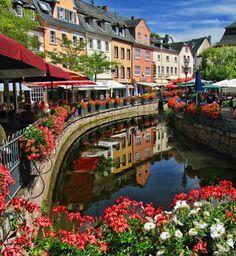 Saarburg ...Germany More