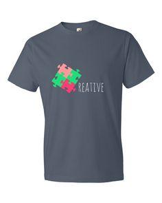 Creative-Short sleeve t-shirt