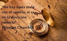 Winston Churchill opone con esta frase a los cambios planificados, diseñados o gestionados adecuadamente a medida que ocurren, de aquellos que son inesperados, caóticos en su impacto o pobres en …