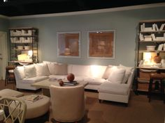 Hickory Chair showroom at High Point Market; photo taken by Taylor & Taylor Designs, Inc.