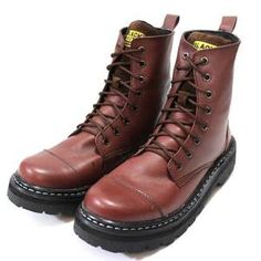 Sepatu Boots Kulit ( Black Master Island coklat )