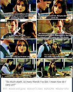 """Whoufflé is love. Not romantic love. Just, """"I'm there for you love."""" Like Donna & Ten."""