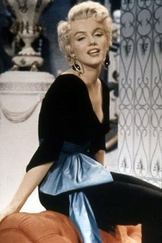 Marilyn Monroe as Vicky Parker in There's No Business Like Show Business (1954)