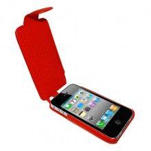Forro iPhone 4-4S Piel Frama iMagnum Strap - Roja  Bs.F. 563,39