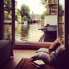 Amsterdam, The Netherlands...never been but would love to go