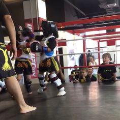 Micro Muay Thai  cc. TAG's 1st Sparring Exhibition www.tagmuaythai.com -- #tagmuaythai #muaythai #muaythaikids #muaythaifighter #kidstagram #martialarts #sports #fitfam #mma #kidsmma #potd #instadaily #mmatraining #sparring #thaiboxing #gear #dc #dulles #dmv #va #sterlingva #nova #fairfaxva #muaythaigirls #girlfight #girl