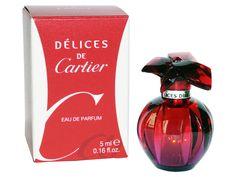 Cartier - Miniature Délices de Cartier (Eau de parfum 5ml)