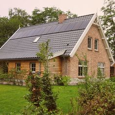 Een landelijke woning Cabin, House Styles, Home Decor, Architecture, Decoration Home, Cabins, Cottage, Interior Design, Home Interior Design