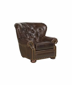 Arthur Chesterfield Leather Tufted Wingback Recliner Chair | New House  Ideas | Pinterest | Chesterfield, Recliner And Leather Sofas