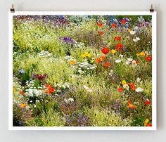 parisian impressionist garden. bright and beautiful!