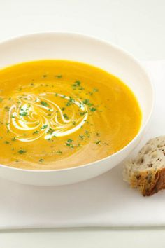 Butternut Pumpkin Soup   #Vitamix #Recipe