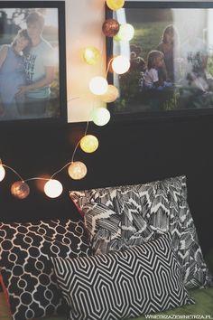 Wnętrza Zewnętrza: Jesień spędzam w sypialni