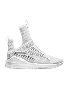 PUMA FENTY SZ 8 TRAINER WNS WHITE X RIHANNA 189695 02     Check this  awesome product by going to the link at the image. (This is an affiliate  link)   ... 46a5738c8