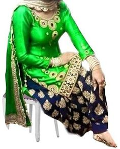 Saiveera Fashion New Arrival Latest Designer Patiala Style Green Un-Stitched Salwar Suit_sv1571 Saiveera Fashion is a Popular brand in Women's Clothing. Saiveera Fashion is produce many types of Women's Clothes like Anarkalis Salwar Suit, Patialas Salwar Suit, Straight Salwar Suit, Palazzos, Sarees, Churidars, etc. For any Query Contact/Whatsapp on +91-8469103344.