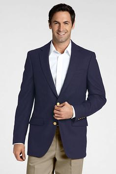 Tailored outfit with different coloured trousers and blazer. This the type of style i will be aiming to create.