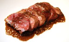 Goose Recipes, Meat Recipes, Wine Recipes, Cooking Recipes, Confit Recipes, Turkey Recipes, Duck Breast Recipe Easy, Red Wine Reduction Sauce, Roasted Duck Breast