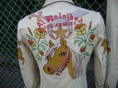nudie's rodeo images | Vintage Nudie`s Rodeo Embroidered Men`s Hollywood Shirt and Pants Sz M ...