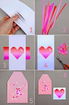 Namorada Criativa: Cartões de última hora!