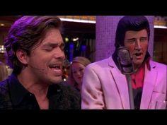 Waylon covert Elvis - RTL LATE NIGHT