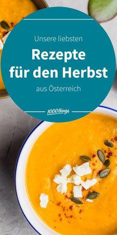 Kürbissuppe, Martinigansl & Co - Packt die Kochlöffel aus, schmeißt den Ofen an – jetzt wird gekocht! Denn was gibt es schon Besseres, als selbstgekochtes Essen, um den Abschied vom Sommer zu verschmerzen? Was unsere Gaumen glücklich und unsere Mägen satt macht, erfahrt ihr hier. Austria, Cantaloupe, Fruit, Food, Roux Sauce, Going Away, Autumn, Summer, Food Food