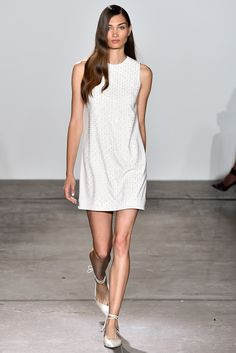 Misha Nonoo - Spring 2015 Ready-to-Wear - Look 4 of 27