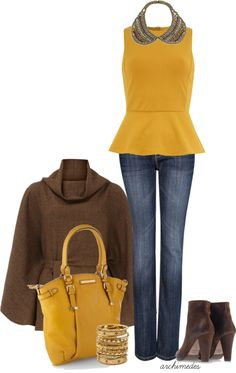 """""""Thanksgiving Dinner"""" by archimedes16 on Polyvore"""