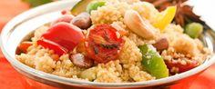Boulgour aux petits légumes anti-diabète | Santé Magazine
