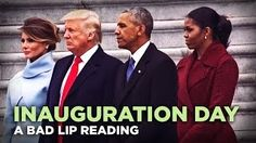 "There's A ""Bad Lip Reading"" For The Inauguration And You Need To Watch It"