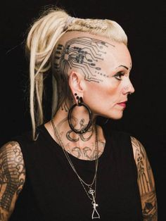 Stunning images of body modification show the beauty in being different