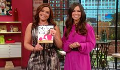 For years, Gretta's been pulling off jaw-dropping makeovers and dishing out advice to help us all look our best. Now she's bringing her advice right into you closet with her new book, Style and the Successful Girl!  Plus, she's back with her $50 Fashion Challenge all season, which means every time she's here she'll be in an adorable head-to-toe look for $50 or less. 10-1-13