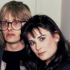 Pin for Later: 11 Celebrities Who Got Married When They Were Teenagers Demi Moore