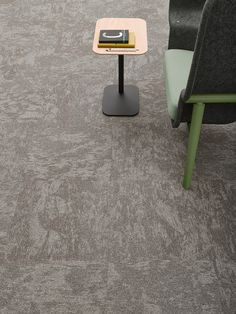 Desso Transitions Carpet: Desert - a non-directional floor with a different vista from every angle