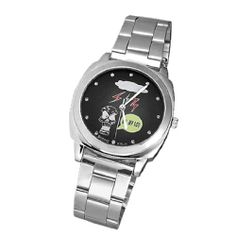 Como Rhinestone Case Black Dial Men's Leisure Wristwatch by Como. $8.65. Size of watch case: 3.7cm in diameter, 0.7cm in height. Color: black and silver tone. Watchband: 16.5cm in length, 1.9cm in width.. Package:1 x Men's Black Watch. Weight: 81.4g. Description:Rhinestone Case Black Dial Men's Sports Leisure Wristwatch.Sports Leisure Watch with high craft finished which is ideal for men.Rhinestone Dial Wristwatch features round case, black watchdial ( with rhineston...