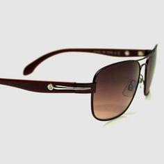 Calvin Klein CK1154S Burgundy Mens Sunglasses