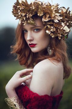 Royal - Sneak peak from a royalty inspired photo shoot on Friday, thank you to the amazing creative team! It was such an awesome day :)  Model: Celia @ Vivien's  Styling: Maggie Kelly  Hair and Makeup: Rose Mossman