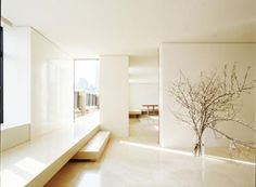 NYC Apartment - Bonetti Kozerski design   See more details at http://blog.olighting.com/2013/11/04/nat/