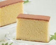 Kasutera (gâteau japonais sucré) Ingrédients
