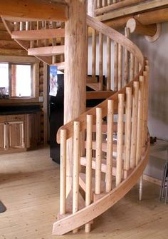 Best Spiral Staircase Up To The Loft Favorite Places Spaces 640 x 480