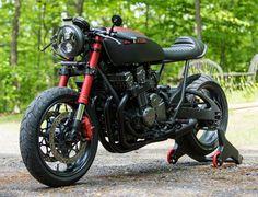 Honda CB750 Nighthawk by Industrial Moto 6