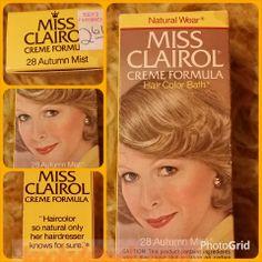 vintage 1960s bright side shampoo