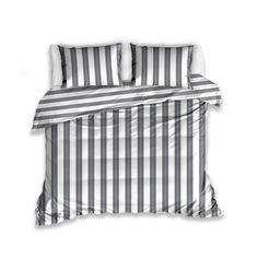Komplet pościeli Stripes Grey