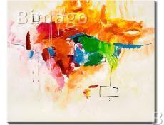 Cuadro Colores perdidos. Vinilos, pinturas y más en www.bimago.es