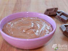 Crema Ganache al Cioccolato al Latte