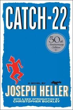 Catch 22 by Joseph Heller  #LVCCLD