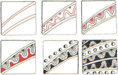 Zentangle Instructions | Photography Classes @ MERHS
